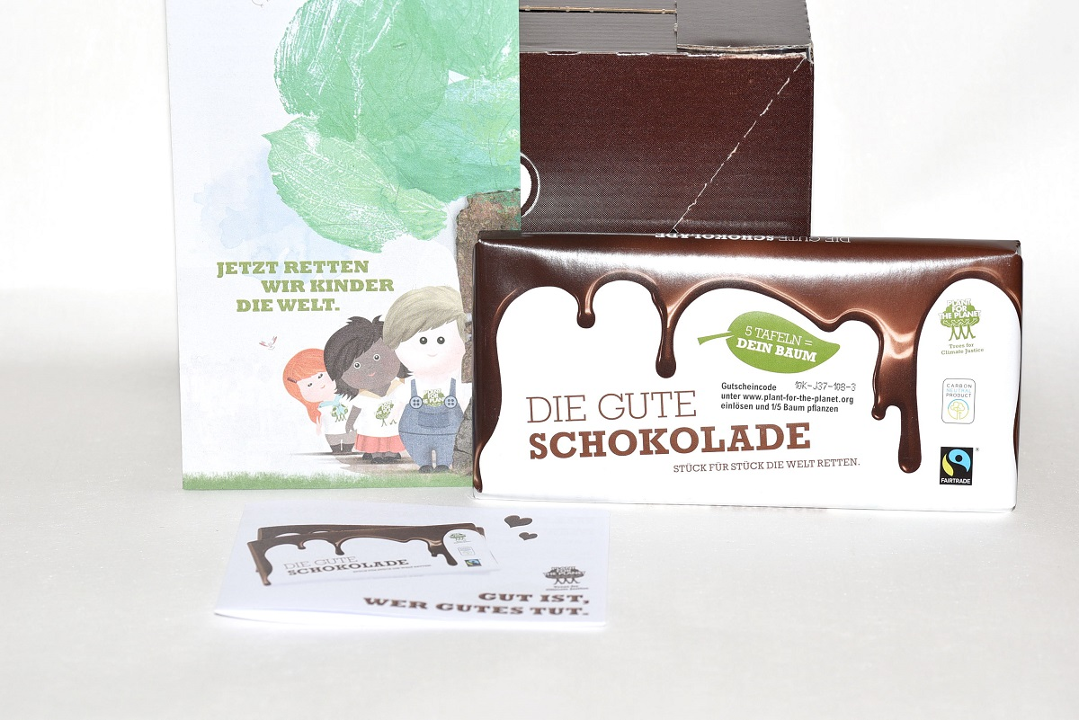 plant for the planet mit schokolade die welt retten testgulasch. Black Bedroom Furniture Sets. Home Design Ideas