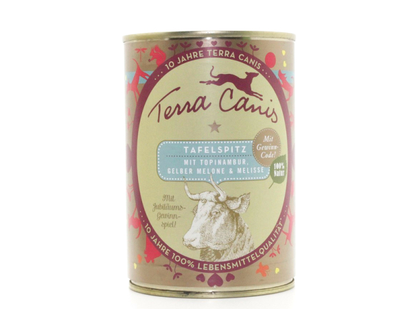 Terra Canis - Hausmannskost für Hunde