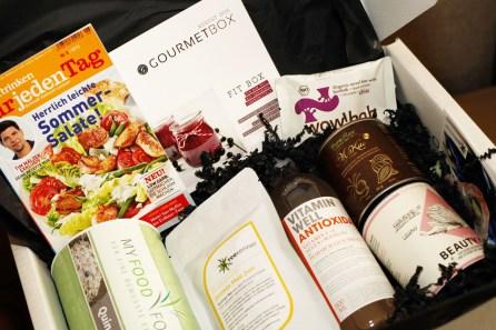 Gourmetbox - Die Fit Box