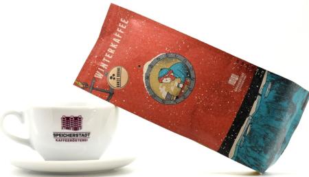 Speicherstadt-Kaffeerösterei