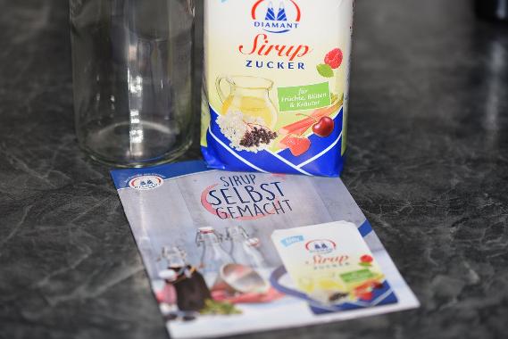 Sirup Zucker