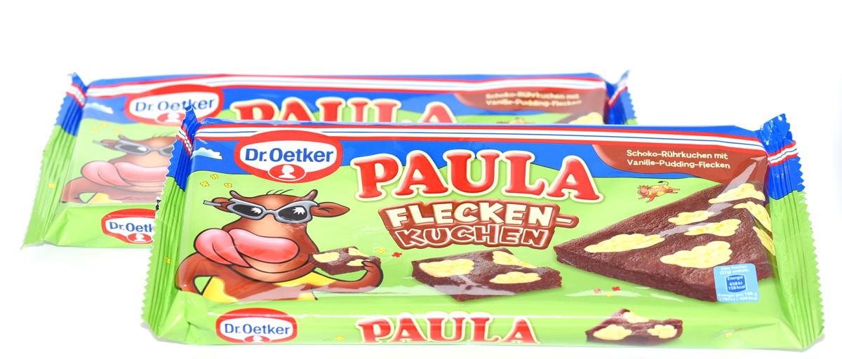 PAULA Fleckenkuchen