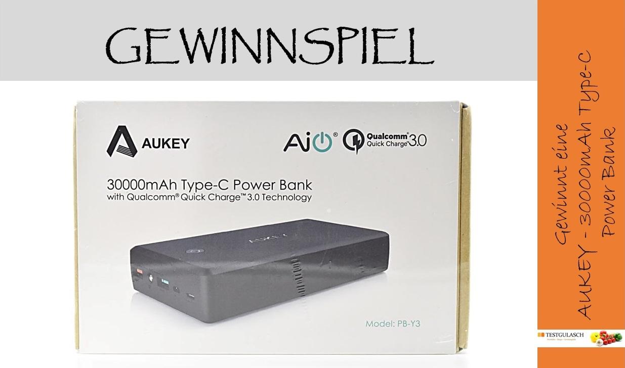 Gewinnspiel: AUKEY