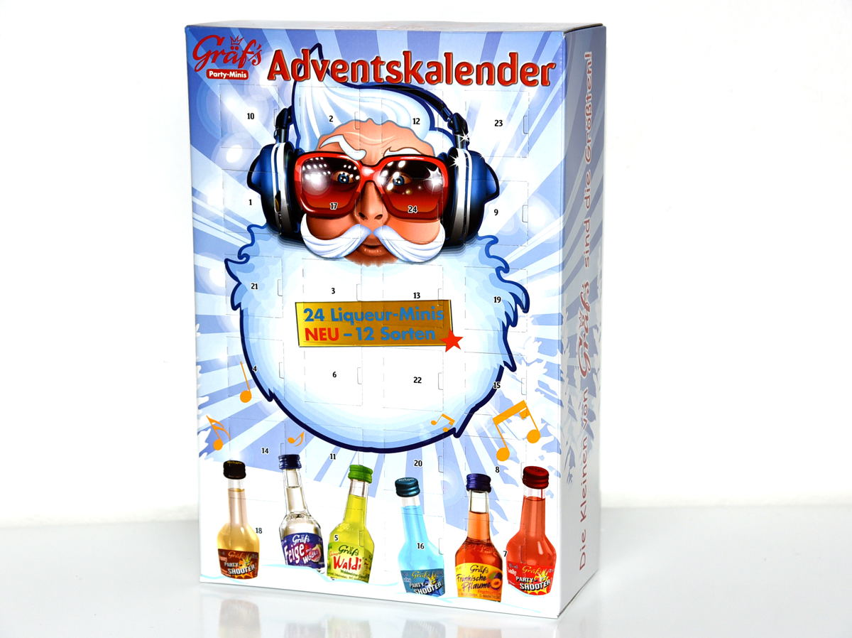 Gräfs Adventskalender