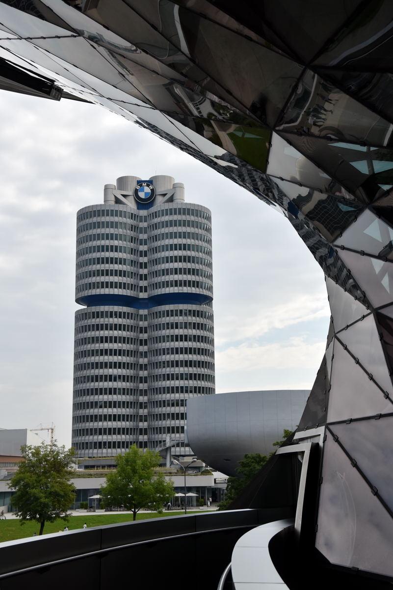 BMW Werksführung