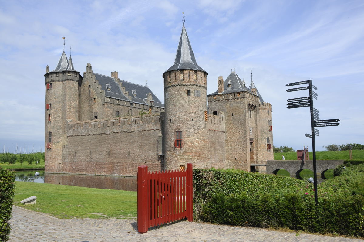 Schloss Muiderslot