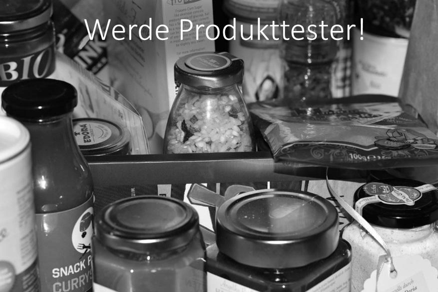 Produkttester Werden Schweiz