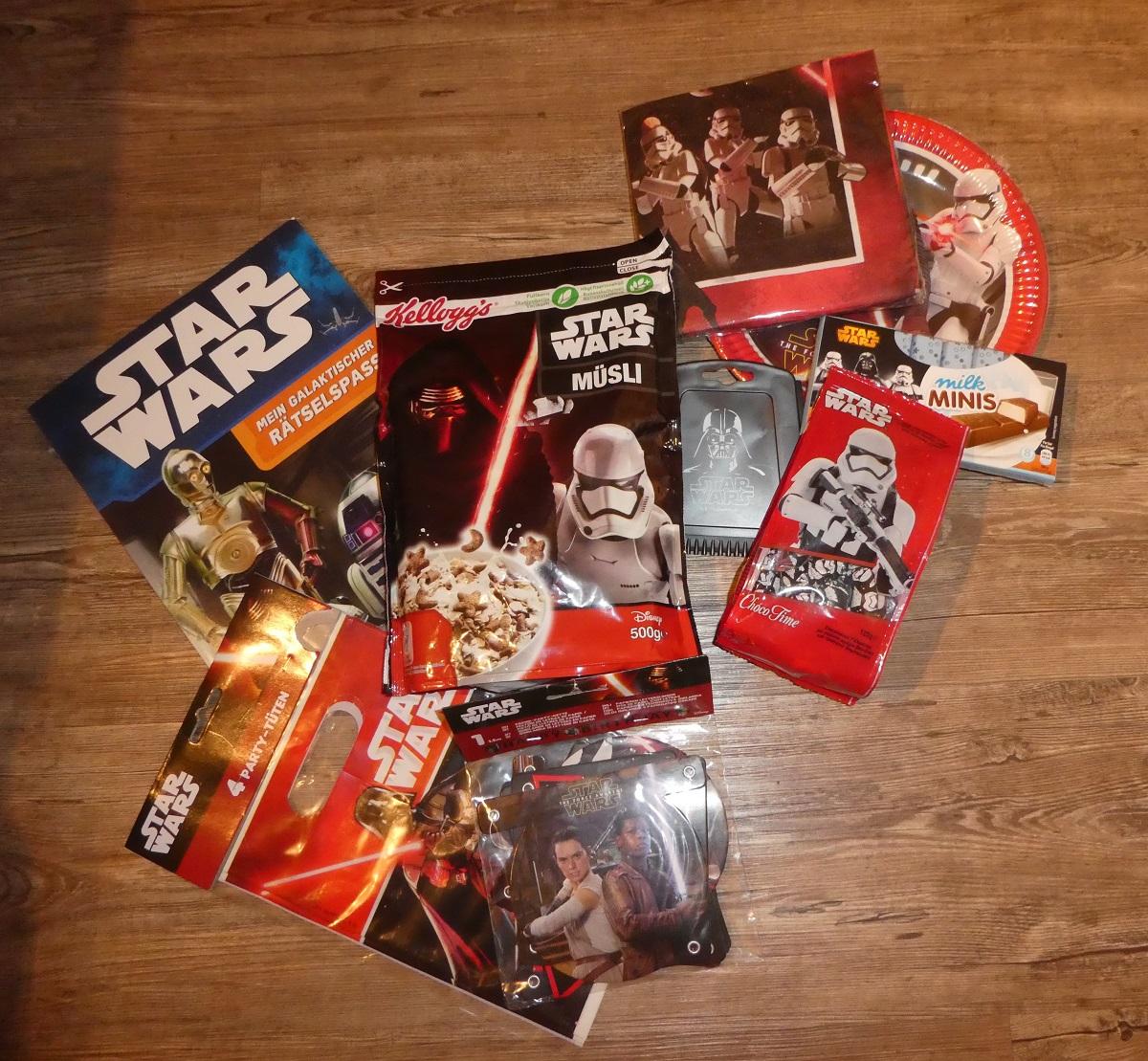 Star Wars Überraschungsbox