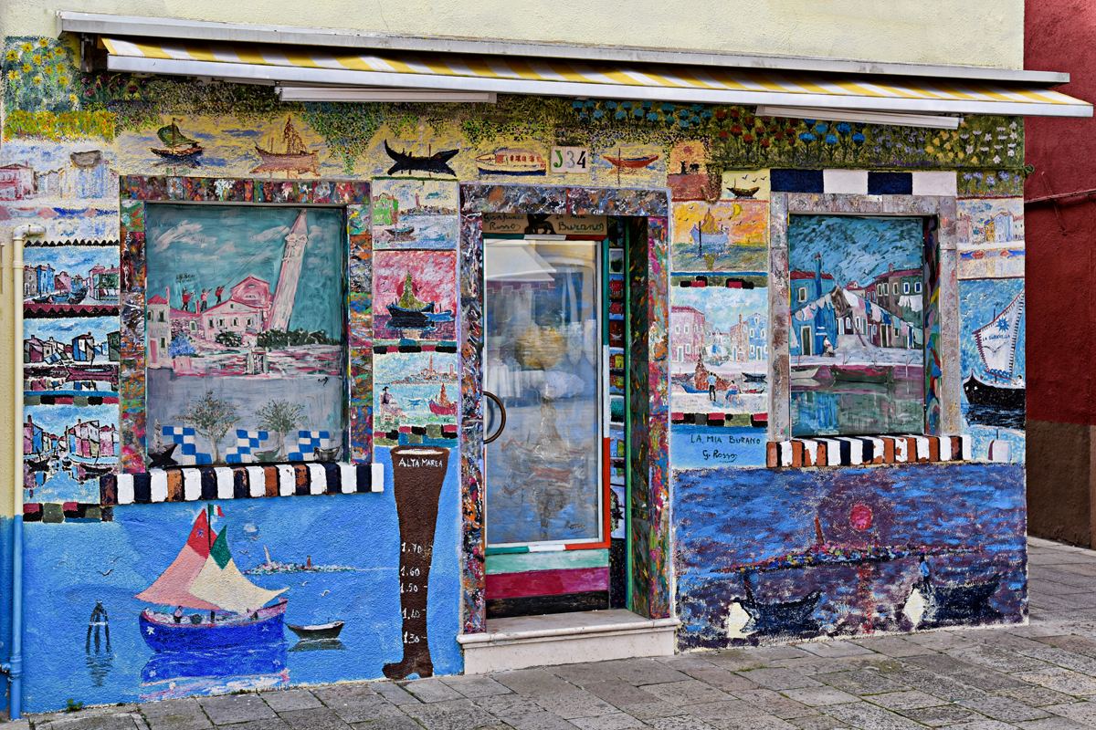Burano - die bunte Insel