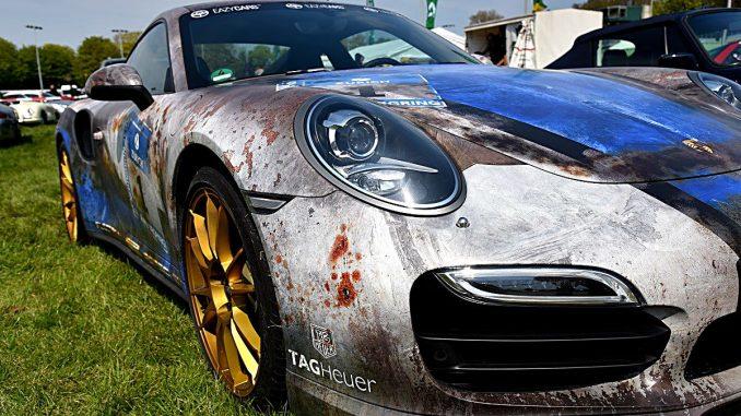 Internationaler Club-Day der Porschefreunde