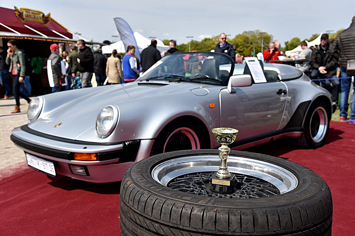 Internationaler Club-Day der Porschefreunde