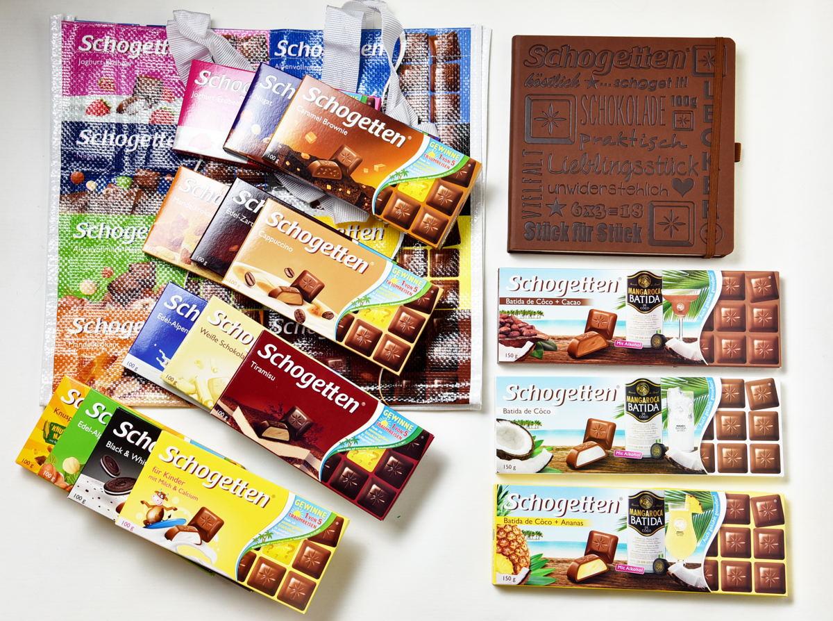 Schogetten Limited-Edition Mangaroca Batida de Côco