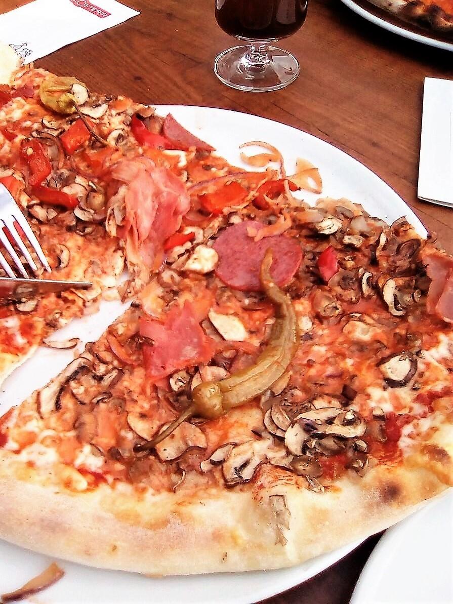 L'Osteria Pizza und Pasta in Oberhausen