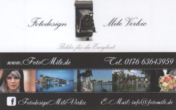 Fotodesign Mile Verkic