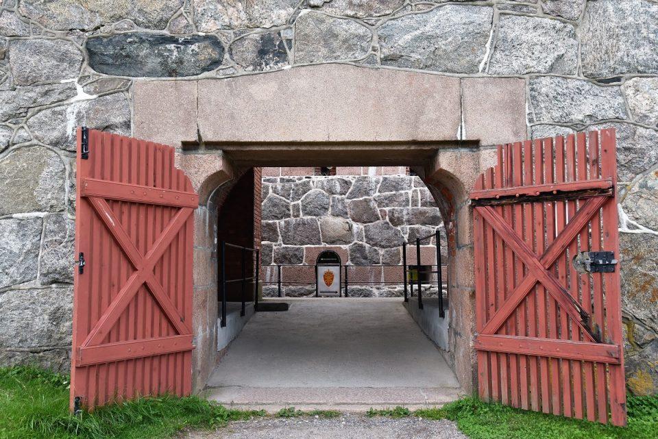 Die Festung Oscarsborg