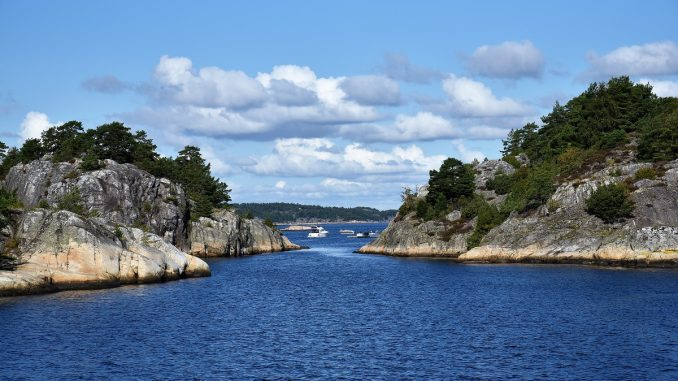 Strømstad mit der M/S Sagasund
