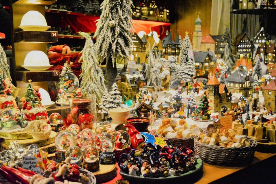 Der Weihnachtsmarkt in Aachen