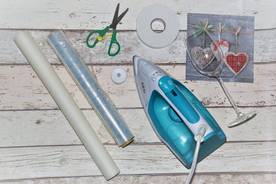 DIY Tischlampen