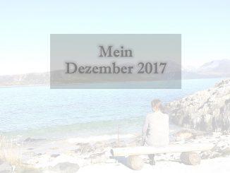 Monatsrückblick Dezember 2017