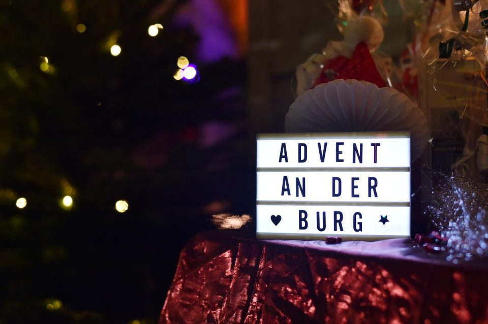 Advent an der Burg
