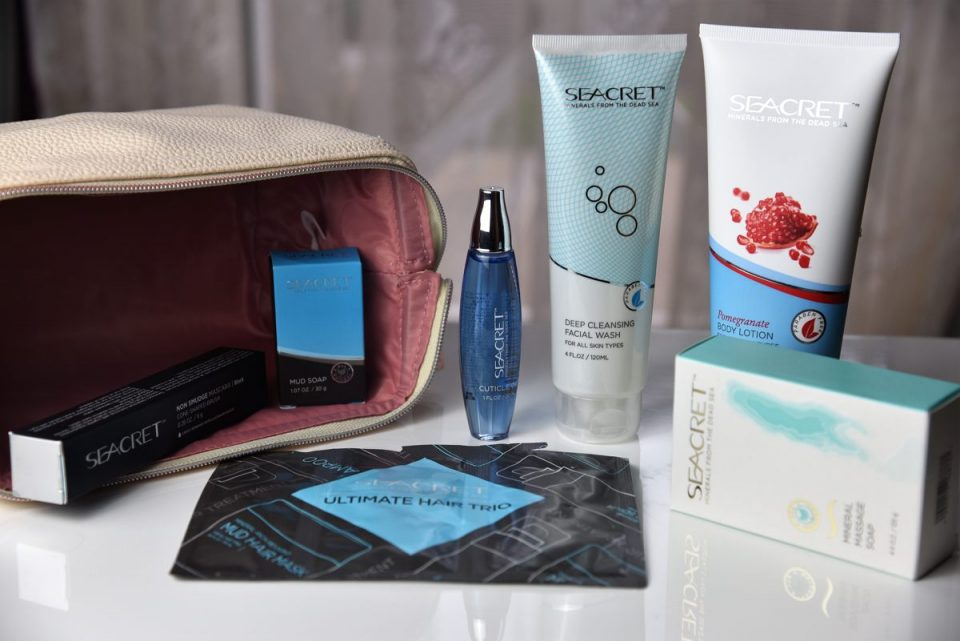 SEACRET ™ in der Miabox First Edition