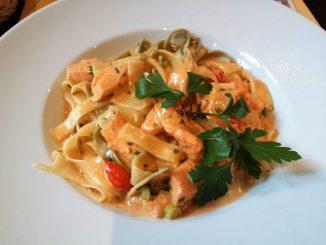 Das Restaurant Al Trullo