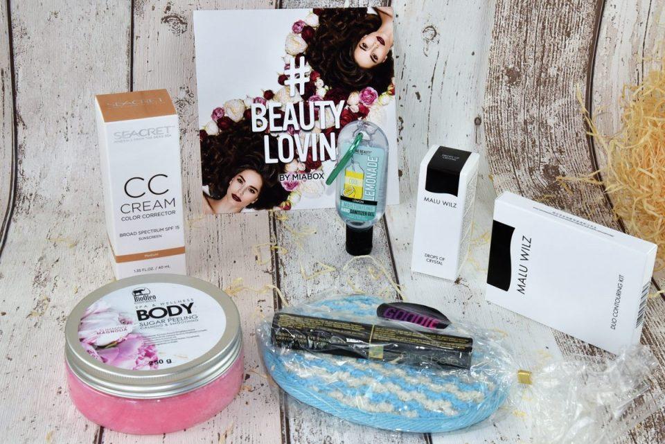 Beauty Lovin Edition by MIABOX