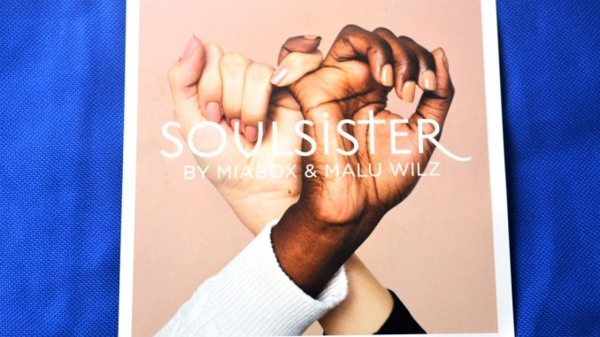 Die Soulsister Edition by Miabox & MALU WILZ