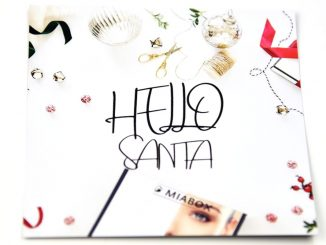 Weihnachtsedition Hello Santa by Miabox