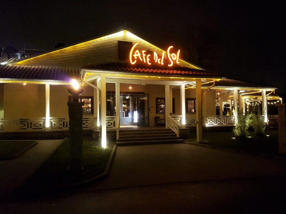 Cafe del Sol in Mülheim