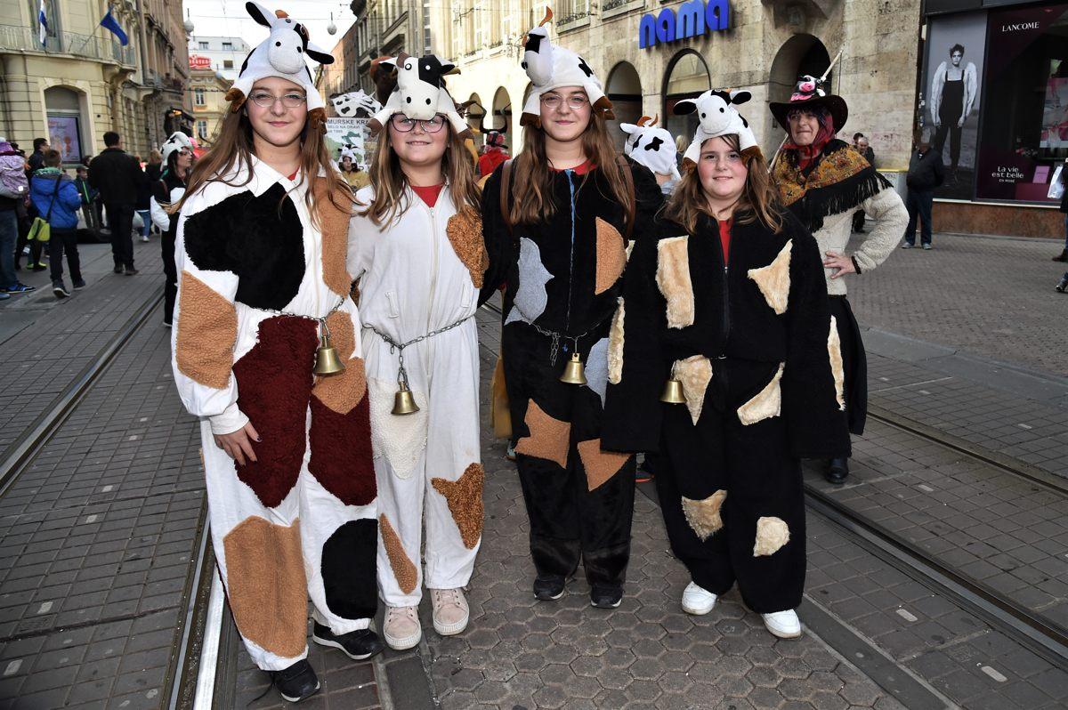 Karneval in Zagreb