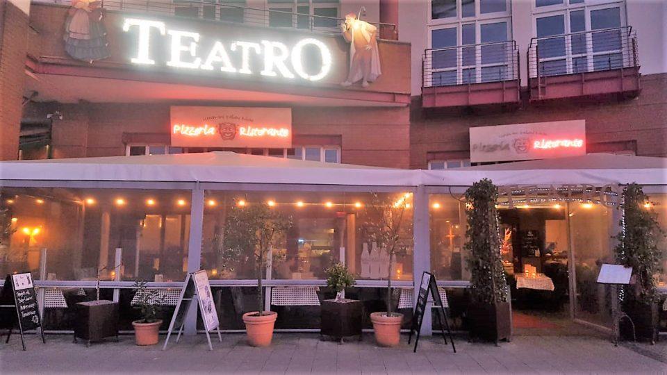 Pizzeria Ristorante Teatro im CentrO Oberhausen