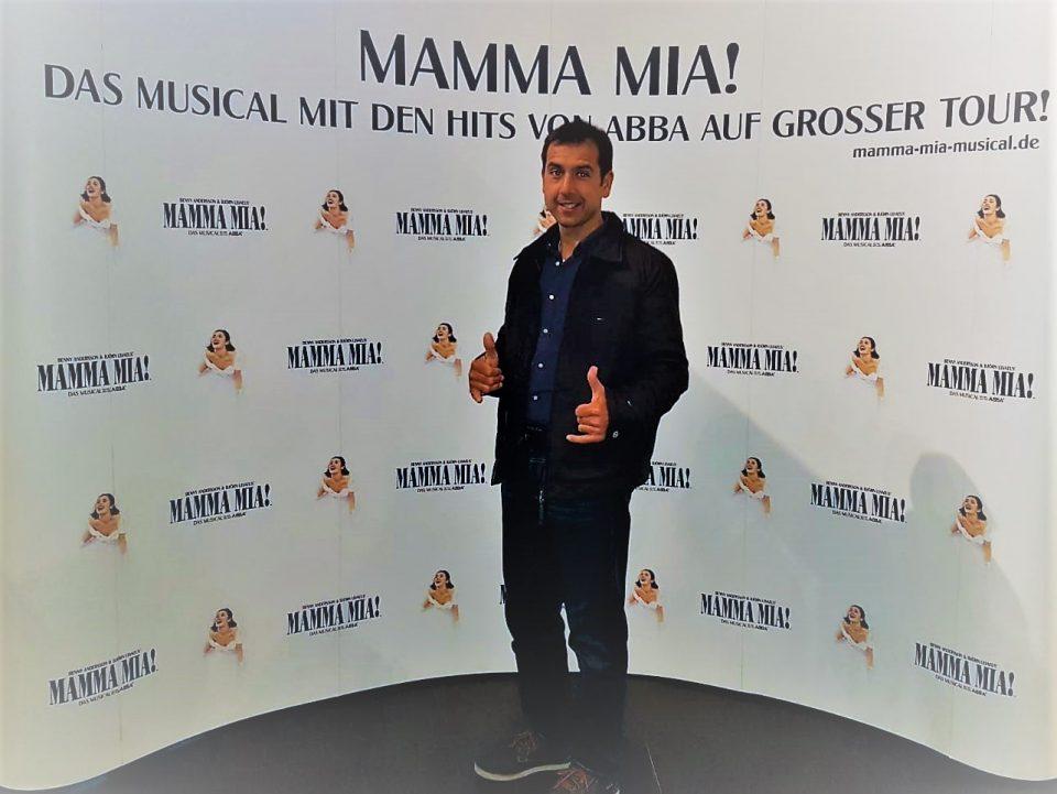 MAMMA MIA! - Das Musical on Tour in Essen