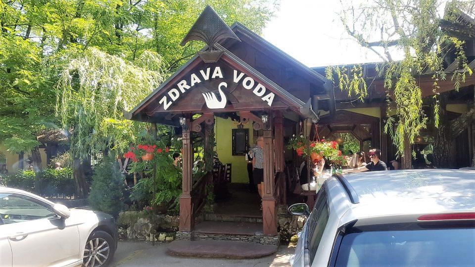 Restaurant Zdrava voda