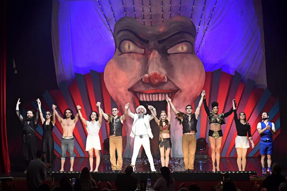 Freaks im GOP Varieté-Theater Essen